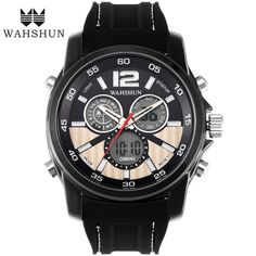 New Men Casual Watches IP Finished Alloy Dial 30M Waterproof Watch Fashion Wristwatch relogios masculino Gift Male Clock  WS1162