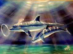 41. Delfinek