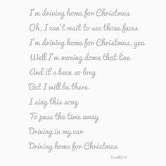 Driving Home For Christmas, Christmas Home, Deck The Halls, Christmas Home Decorating