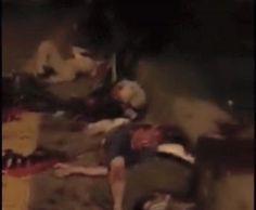 Çok sayıda ölü ve yaralı var   Haberhan Siyasi Güncel Haber Sitesi