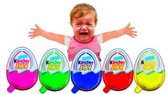 Bad Baby Crying with Tantrum and Super Surprise Egg Kinder Surprise Kinder Joy Learn Colors for Kids Bad Baby Crying with Tantrum and Super Surprise Egg Kinder Surprise Kinder Joy Learn Colors for Kids https://youtu.be/X-2be6PV7KI Subscribe for more Colorful Video: https://www.youtube.com/channel/UCbSuTlWs4hQSmiQb7i3MmGA?sub_confirmation=1 Learn Colors with Animal an Toilet Poop BEARDED BABY CRYING Finger Family Nursery Rhymes…