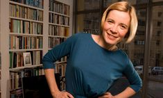 Lucy Worsley - Because she does a great job revealing lives of women in history. Love her! Observer/Pix/pictures/2011/3/22/1300799797470/lucy-worsley-historian-007.jpg