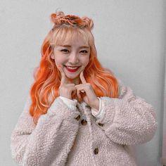 Photo album containing 9 pictures of Onda Kpop Girl Groups, Kpop Girls, Yuehua Entertainment, South Korean Girls, My Hair, Cool Girl, Serum, Female, Disney Princess