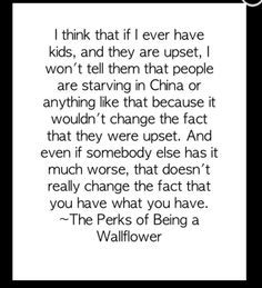 Amazing  The Perks of being a Wallflower  #movie #quotes