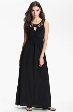 Presley Skye Silk Maxi Dress available at #Nordstrom
