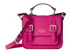 Kate Spade New York Kids Scout Leather Crossbody