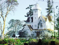 house in the movie Practical Magic ..that unfortunately doesn't really exist.