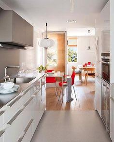 Interiors | Kitchen by mischi