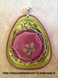 Bijoux faits avec capsules Nespresso   http://bijouxfaitalamain13.webnode.fr