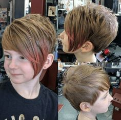 97 Best Side Bangs Haircuts for Teens In 60 Best Short Bangs Hairstyles for Women [april 50 Fresh Hairstyle Ideas with Side Bangs to Shake Up Your Style, 100 Cool Haircuts for Girls Mrkidshaircuts, How to Choose and Cut Bangs for Thin Hair Hair Adviser. Little Girls Pixie Haircuts, Girls Pixie Cut, Girls Short Haircuts, Haircuts With Bangs, Little Girl Hairstyles, Blonde Haircuts, Pixie Cut For Kids, Kid Haircuts, Edgy Haircuts
