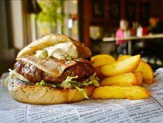 Hamburguesa - Kiosko burger Barcelona