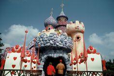 Disneyland Park, Fantasyland - Alice's Curious Labyrinth, Disneyland Paris