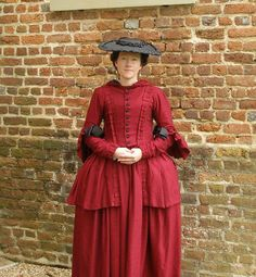 Brunswick dress - an informal jacket and dress of the 18th century