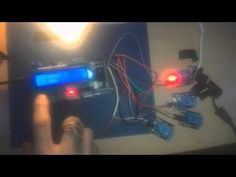 Arduino - LCD 1602A KEYPAD LCD SHIELD RELAY CONTROL
