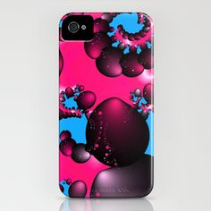 Cherry Twist iPhone Case by Christy Leigh - $35.00