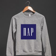 Just wanna fall into the nap. | 28 T-Shirts For When You Literally Cannot // this is so great.