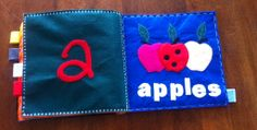 a for apples