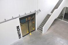 Batiment industriel béton pl.rigaux architectes | Imprimerie PR PRINT Nivelles | www.plrigaux.com