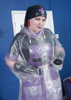 Plastic Raincoat, Pvc Raincoat, Plastic Mac, Rain Wear, Vintage Looks, Rain Jacket, Windbreaker, Medical, Drop
