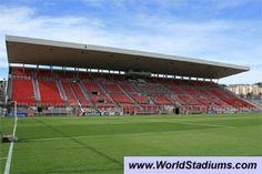Stade Municipal du Ray Stadium in Nice