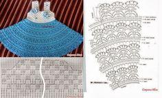bueno esto son unos hermosos vestidos para las nenas todos tienen sus patrones para que los hagas si te gustan.     este es un hermoso ve...