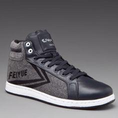 Feiyue Varsity Mid Sneakers