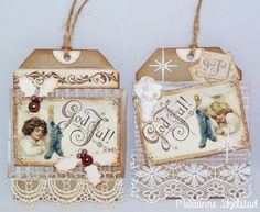 Gift tags » Pion Design's Blog