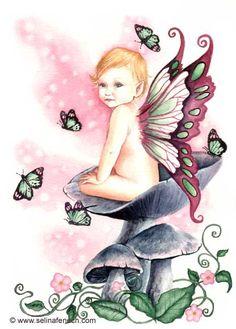 ✯ Pretty in Pink .:☆:. Artist Selina Fenech ✯