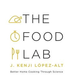 The Food Lab Book