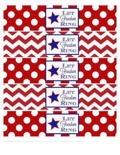 bloom designs: free water bottle labels