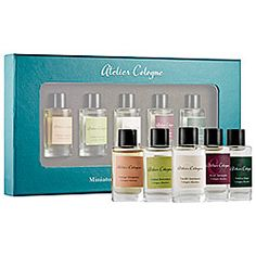 Sephora: Atelier Cologne : Miniature Discovery Collection