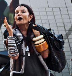Мишель Лами - жена и муза Рика Оуэнса / Звездный стиль / ВТОРАЯ УЛИЦА