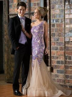 Blush 397 Prom Dress 2015 | Find this gown and more Cool Collection 2015 prom dresses at www.henris.com
