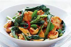 No Soy Shrimp Stir Fry (coconut amino's)