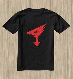 Gatchaman Crowds Anime Manga T Shirt 01 #GatchamanCrowds #Anime #Tshirt