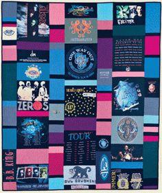 T-Shirt Quilt | AllPeopleQuilt.com