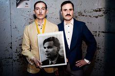 Más Alan Turing y menos Cher : los iconos olvidados del Orgullo Gay : porque no todo son arcoiris y carreras de tacones el 28 de junio : el grupo musical Hidrogenesse reivindica la figura de Alan Turing, el activista en la sombra / Claudio M. de Prado + @smoda | #alanturing100