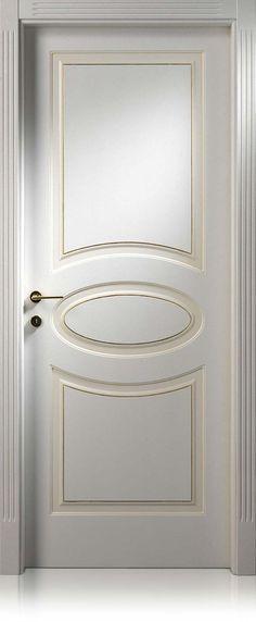 Beautiful New door for the interior of the homes. Ferrero Legno: