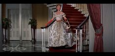 """Tammy Tyree (Debbie Reynolds): [reciting to party guests] """"I come from Virginie, Sir / I've been walkin' all the way alongside the wagon, ox-drawn / I've been sleepin' on the ground by night and walkin' all the day / I've come to this great house to sell fresh eggs I'm totin' em in my bonnet."""" -- from.Tammy and the Bachelor (1957) directed by Joseph Pevney"""