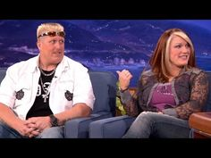 Lizard Lick Towing Experts Ron & Amy Shirley - CONAN on TBS
