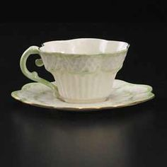 Belleek Tea Cup