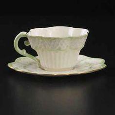 Belleek Tea Cup