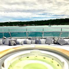 Lounging on the top deck of @yachtbina taking in views of #Anguilla. Look for my story in an upcoming issue of @robbreport.  From Robb Report director of social & branded content @mobilebsb. . . . #caribbean #carribeansea #yachtlife #goodlife #luxurytravel #lifeatsea #travelphotography #lounging  via ROBB REPORT MAGAZINE OFFICIAL INSTAGRAM - Luxury  Lifestyle  Style  Travel  Tech  Gadgets  Jewelry  Cars  Aviation  Entertainment  Boating  Yachts