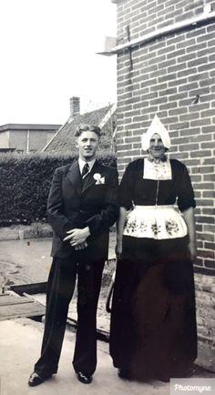 Mijn grootouders, Thones Mulder en Jansje Tol (Jansje al in 1945 overleden).