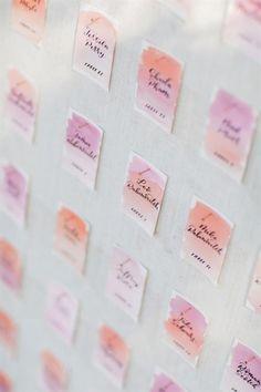 Ένας γάμος σε ροζ, πορτοκαλί και κίτρινο, που σου φτιάχνει τη διάθεση