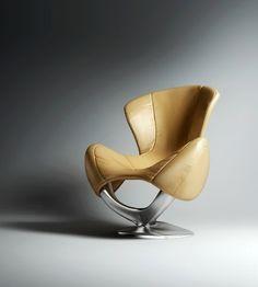 Lounge chair WYKLUTY by wamhouse