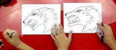 how to draw fun 2 draw wolf