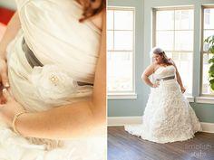 Limefish Studio: Jenn + Ryan   Orange & Green Staunton, Virginia Wedding