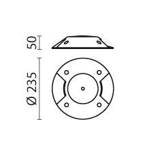 Catalogo prodotti Simes S.p.A. luce per l'architettura - Tipologia CARRABILI - Modello SUIT - S.5693N