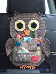 Owl Treasure Organiser   Craftsy